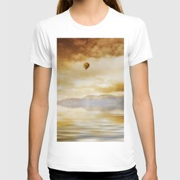 Hot Air Balloon Escape T-shirt