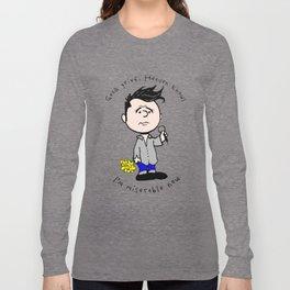 MISERABLE MOZ Long Sleeve T-shirt