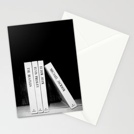 Micheal Jackson Stationery Cards