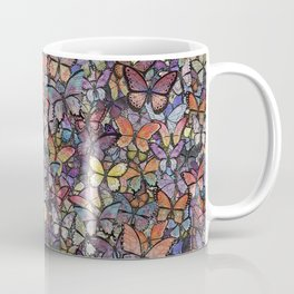butterfly cascade Coffee Mug