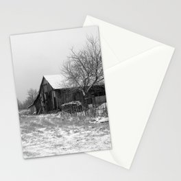 Winter #3 Stationery Cards