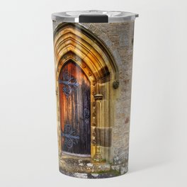 St Andrews Church, Aysgarth Travel Mug