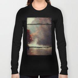 Breathing River Long Sleeve T-shirt