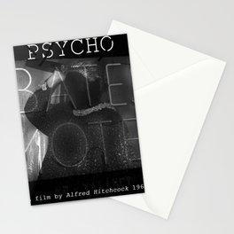 Psycho 1960 Stationery Cards