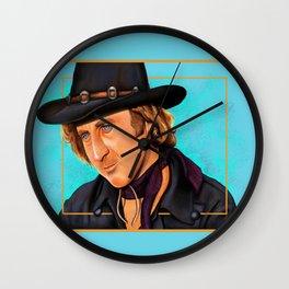 The Wilder Jim Wall Clock