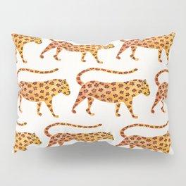 Jaguar Pattern Pillow Sham