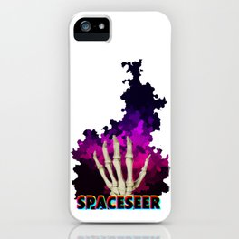 Hand Of The Seer iPhone Case