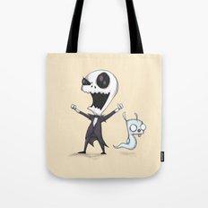 Invader Jack!  Tote Bag