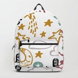 Happy Rocket Backpack