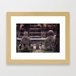 Mount Koya #3 Framed Art Print