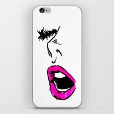 Intermission iPhone & iPod Skin