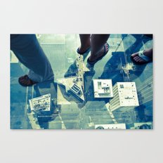The Real Skybox Canvas Print