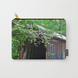 Bunker Hill Covered Bridge Carry-All Pouch