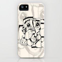 Gopher Man iPhone Case