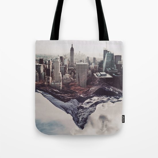 Contradiction Tote Bag