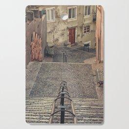 Alfama, Lisbon. Cutting Board