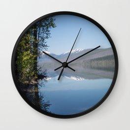 Reflect on the World Wall Clock