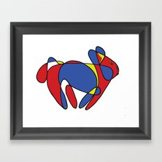 Sparky Framed Art Print