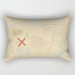 Shiver me timbers! Rectangular Pillow