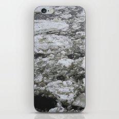 Icy river iPhone & iPod Skin