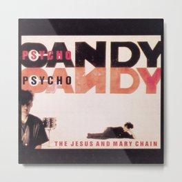 Jesus & Mary Chain - PsychoCandy Metal Print