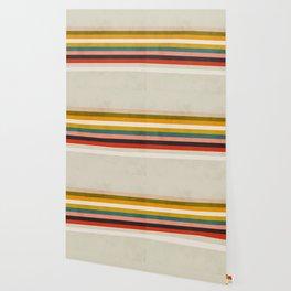 modern abstract stripe geometric Wallpaper