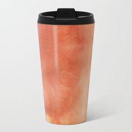 Wynonna (Abstract Gouache Painting) Travel Mug