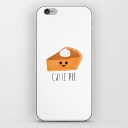 Cutie Pie iPhone Skin