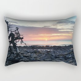 Jekyll Island Sunrise Rectangular Pillow