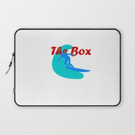 Surf, The Box and fun Laptop Sleeve