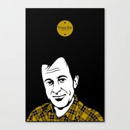 Farewell, Tony. Canvas Print