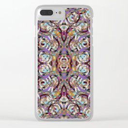 Hula Hoopla Clear iPhone Case