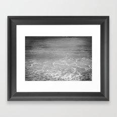 ocean's dream Framed Art Print
