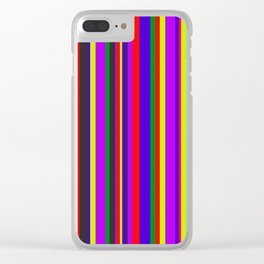 City Lines #society6 Clear iPhone Case