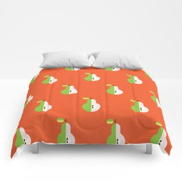 Fruit: Pear Comforters
