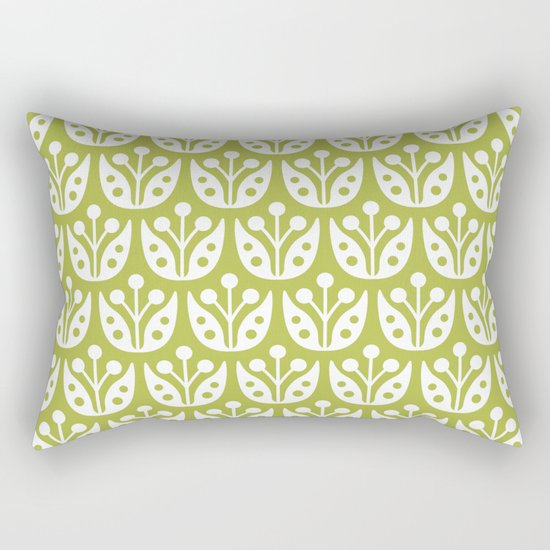 Mid Century Flower Pattern 5 by tonymagner