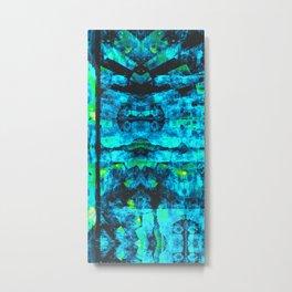 Bioluminescence Metal Print