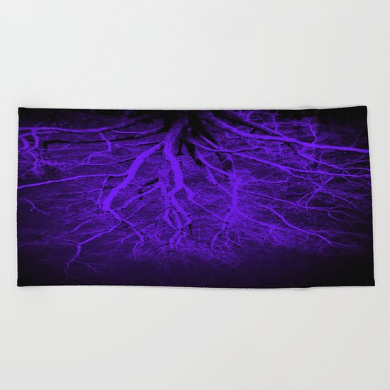 Passage to Hades  Beach Towel