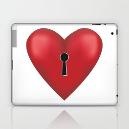 Unlock me Laptop & iPad Skin