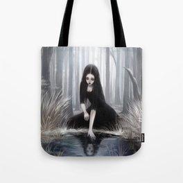 Ice mirror Tote Bag