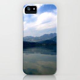 montenegro iPhone Case