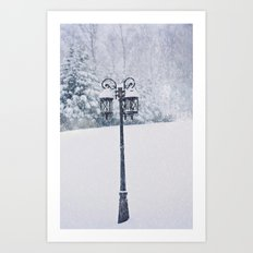 Welcome to Narnia Art Print
