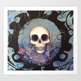 Edgar Art Print