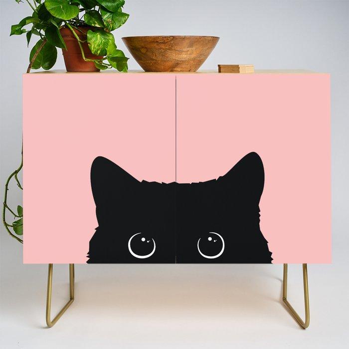 Black Cat Credenza