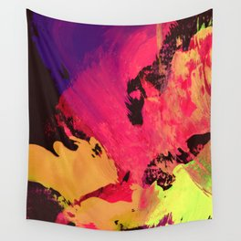 .:untitled:. Wall Tapestry