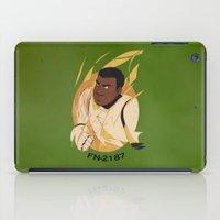 finn iPad Cases featuring Finn by Zimeta