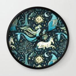 Good old fairy tale Wall Clock