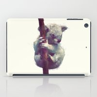 koala iPad Cases featuring Koala by Amy Hamilton