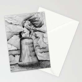 nuclear phenix Stationery Cards