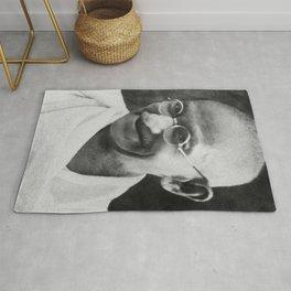 Mahatma Gandhi Rug